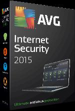 Verlängerung AVG Internet Security 2016, 1 Computer, 2 Jahre, ESD, Download
