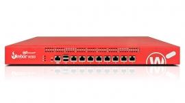 WatchGuard Firebox M300 Sicherheitsgerät mit 3 Jahre Security Suite 8 Anschlüsse 10Mb LAN 100Mb GigE 1U Rack-montierbar (WGM30033)