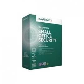Kaspersky Small Office Security v.4 für PCs, Mobile Endgeräte und File Server, 5 Mobile Endgeräte , 5 PCs, 1 File Server,  5 Benutzer, 1 Jahr, Download, ESD