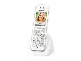AVM FRITZ!Fon C4 - Schnurloses DECT-Telefon fuer alle FRITZ!Box-Modelle mit integrierter DECT-Basisstation