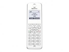 AVM FRITZ!Fon M2 - DECT-Komforttelefon fuer die FRITZ!Box - Unterstuetzt HD-Telefonie - Full-Duplex-Freisprechen