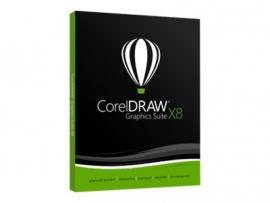CorelDRAW Graphics Suite X8, Upgrade, 1 Benutzer, Download, ESD, Win, Multi-Lingual