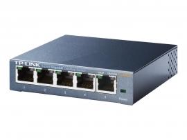TP-LINK TL-SG105 5-Port Metal Gigabit Switch