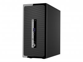 Desktop HP ProDesk 400 G3 MT,  i3-6100, 4GB, 500GB SATA HDD,  DVD+/-RW, Win10Pro64>>Win7Pro64