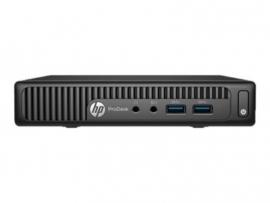 HP ProDesk 400 G2 Desktop-Mini-PC, i5-6500T, 8GB,  256GB SSD, Win10Pro64