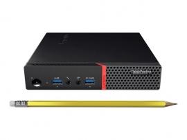 Lenovo ThinkCentre M600 10G9 - Pentium N3700 1.6 GHz - 4 GB - 500 GB