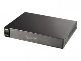 ZyXEL ES-1100-8P, Switch, 8 Anschlüsse, nicht verwaltet, Desktop, wandmontierbar