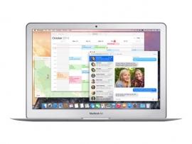 Apple MacBook - Core i5 1,6 GHz - OS X 10,11 El Capitan - 8GB RAM - 128GB