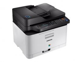 Samsung Xpress C480FN Farblaser Drucken / Scannen / Kopieren / Faxen LAN / USB